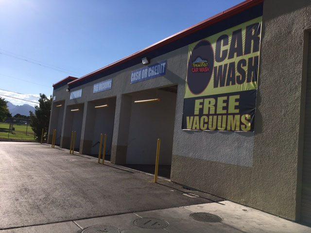 selfserve carwash